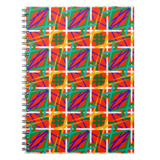 Multiple Colors Notebook