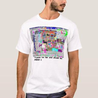 Multiple-copyright-violation T-Shirt