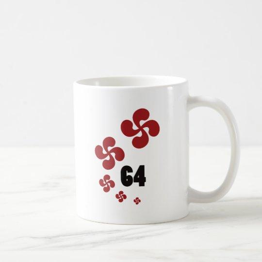 Multiple croix64.ai coffee mug