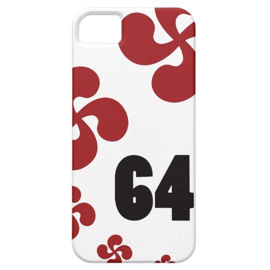 Multiple croix64.ai iPhone SE/5/5s case