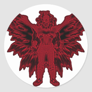 multiple DARKFLASH_official articles Classic Round Sticker