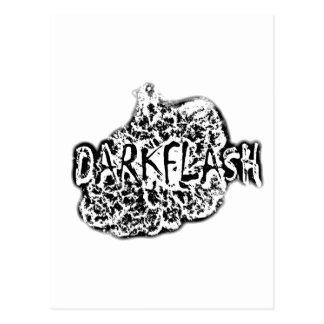 multiple DARKFLASH_official articles Postcard