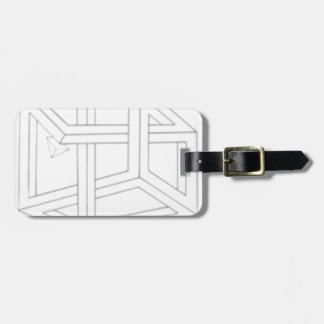Multiple Directional Tags For Bags