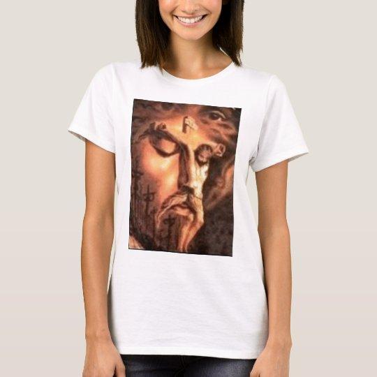 MULTIPLE FACES of JESUS T-Shirt