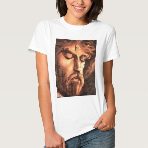 MULTIPLE FACES of JESUS Tee Shirts