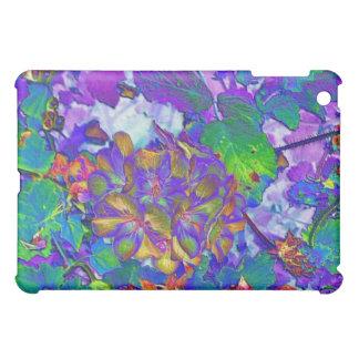 Multiple flowers  case for the iPad mini