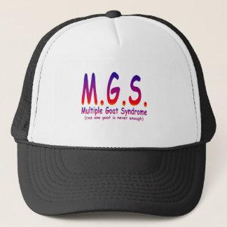 Multiple Goat Syndrome Trucker Hat