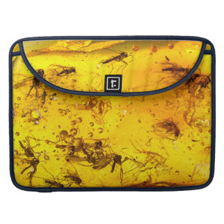 Multiple insects in amber | MacBook pro sleeve