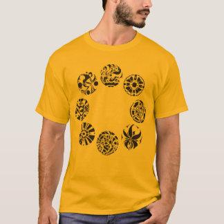 Multiple Intelligences Symbols Adult T-Shirt