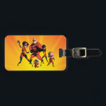 """Multiple Luggage Tag<br><div class=""""desc"""">Incredibles - Multiple</div>"""