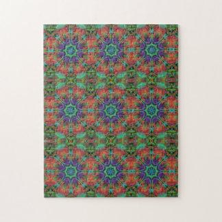 Multiple Mandala Puzzle