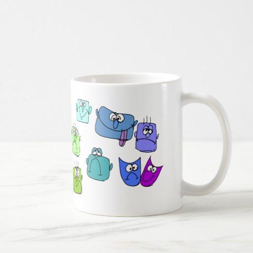 Multiple Mood Mug