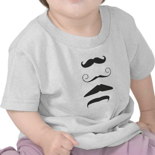 Multiple Moustache Tee Shirt