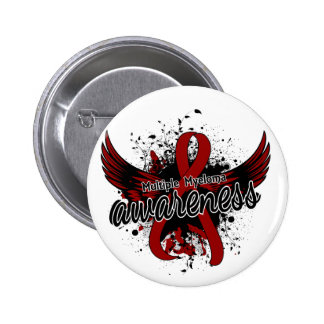 Multiple Myeloma Awareness 16 Button