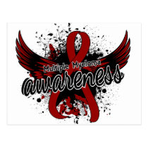 Multiple Myeloma Awareness 16 Postcard