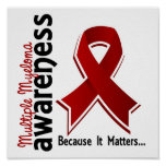 Multiple Myeloma Awareness 5 Poster