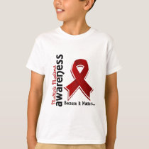 Multiple Myeloma Awareness 5 T-Shirt