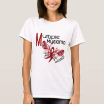Multiple Myeloma BUTTERFLY 3.1 T-Shirt
