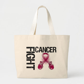Multiple Myeloma Cancer Fight Boxing Gloves Bag