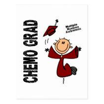 Multiple Myeloma CHEMO GRAD 1 Postcard