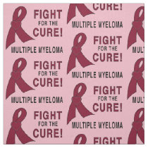 Multiple Myeloma Fight for the Cure Fabric