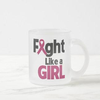 Multiple Myeloma Fight Like a Girl Coffee Mug