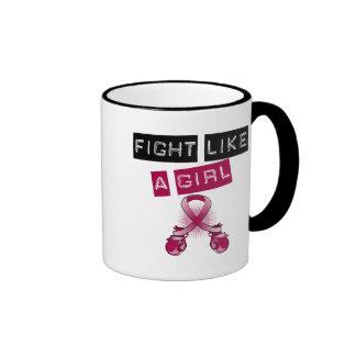 Multiple Myeloma Fight Like A Girl Mugs
