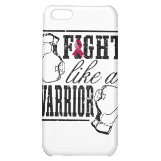 Multiple Myeloma Fight Like a Warrior Case For iPhone 5C
