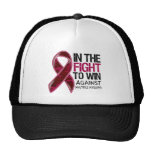 Multiple Myeloma - Fight To Win Mesh Hat