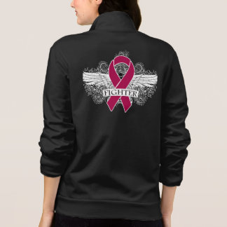 Multiple Myeloma Fighter Wings Printed Jackets