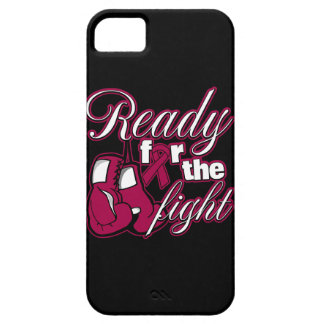 Multiple Myeloma Gloves Ready For The Fight iPhone 5 Covers