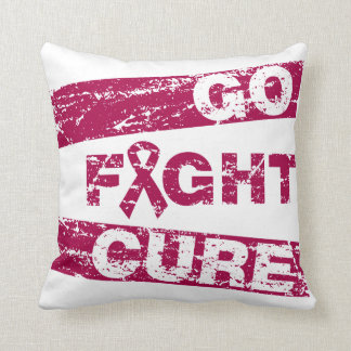 Multiple Myeloma Go Fight Cure Pillows