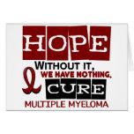 Multiple Myeloma HOPE 2 Cards