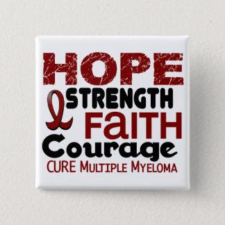 Multiple Myeloma HOPE 3 Pinback Button