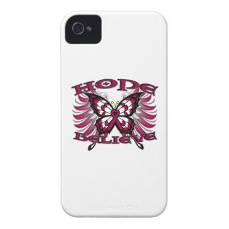 Multiple Myeloma Hope Believe Butterfly Blackberry Bold Covers