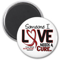 Multiple Myeloma HOPE FAITH CURE 1 Magnet