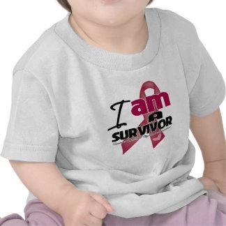 Multiple Myeloma - I am a Survivor Tee Shirts