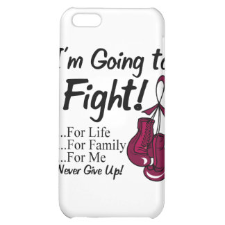 Multiple Myeloma I am Going To Fight Cover For iPhone 5C