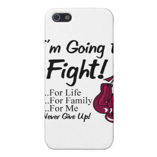 Multiple Myeloma I am Going To Fight iPhone 5 Covers