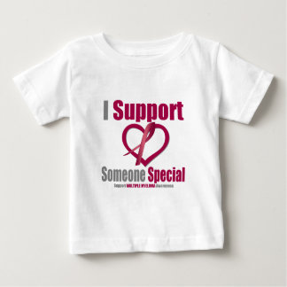 Multiple Myeloma I Support Someone Special T-shirts