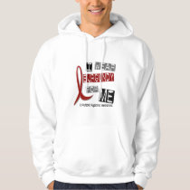 MULTIPLE MYELOMA I Wear Burgundy For ME 37 Hoodie