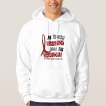 MULTIPLE MYELOMA I Wear Burgundy For My Grandpa 37 Hoodie