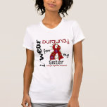 Multiple Myeloma I WEAR BURGUNDY FOR MY SISTER 43 Tees