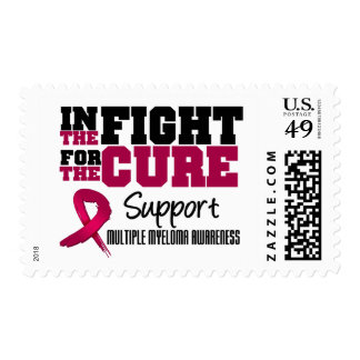 Multiple Myeloma In The Fight For The Cure Postage