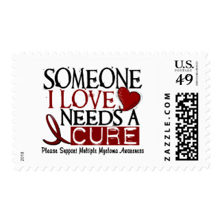 Multiple Myeloma NEEDS A CURE 1 Postage