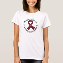 Multiple Myeloma Research and Support T-Shirt
