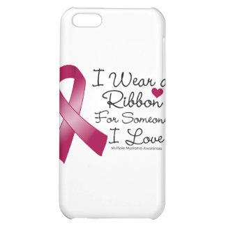 Multiple Myeloma Ribbon Someone I Love Case For iPhone 5C