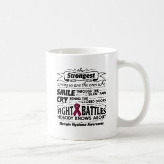 Multiple Myeloma Strongest Among Us Coffee Mug