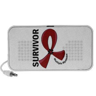 Multiple Myeloma Survivor 12 Notebook Speaker