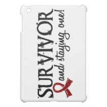 Multiple Myeloma Survivor 18 iPad Mini Cover